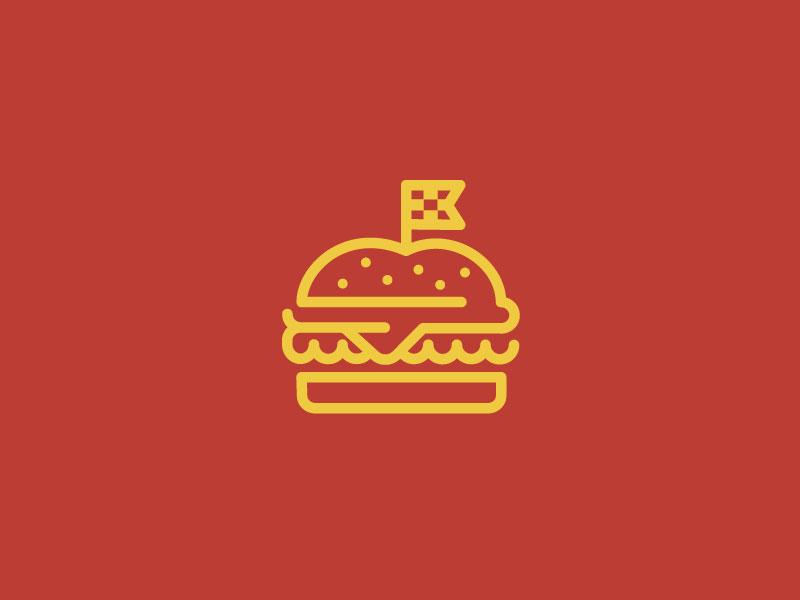 Logotipo de PitStop Burger