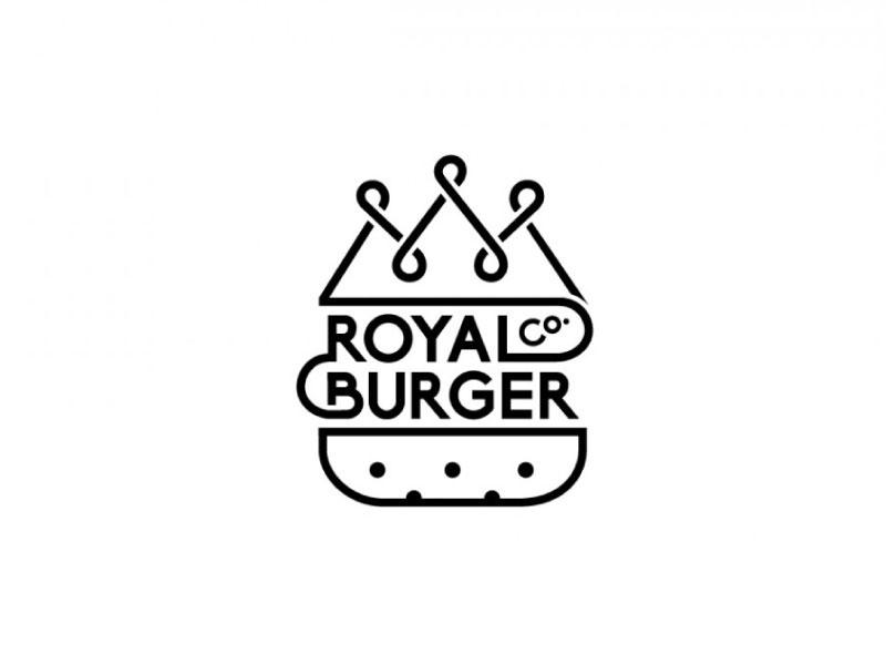 Logotipo de Royal Burger