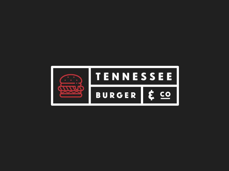 Logotipo de Tennessee Burger & Co.
