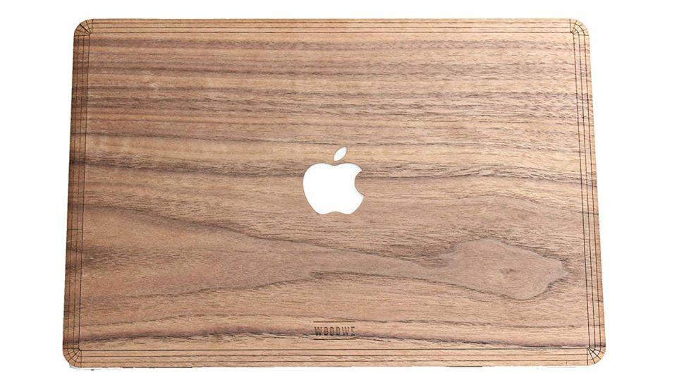 Funda para portátil WOODWE Real Wood