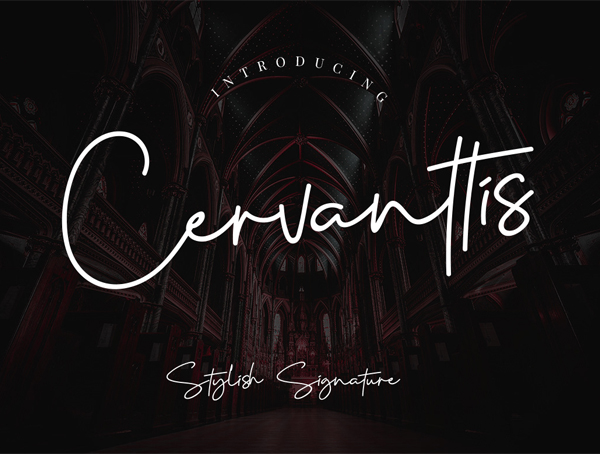 Fuente Cervanttis Signature Script Free
