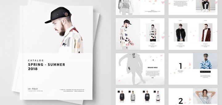 plantillas folletos creativos