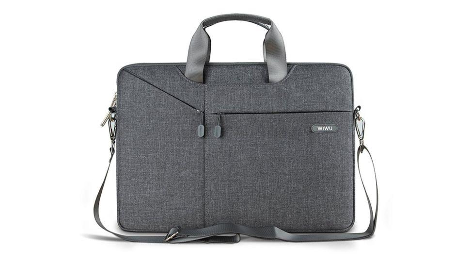 Las mejores bolsas para laptop:  WIWU Laptop Shoulder Bag