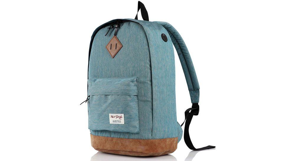 Las mejores bolsas para laptop: HotStyle City Outdoor College Backpack