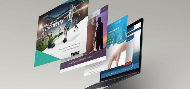 Inspiración para diseño web