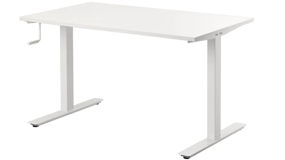 Escritorios para usar de pie Ikea SKARSTA