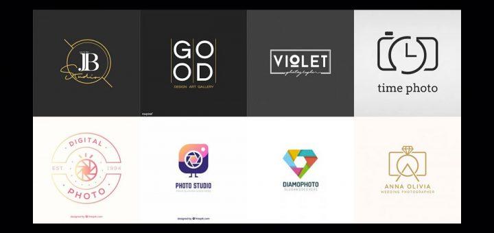 Logotipos para fotógrafos