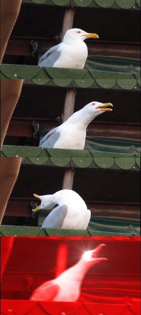 Plantillas de memes - grito