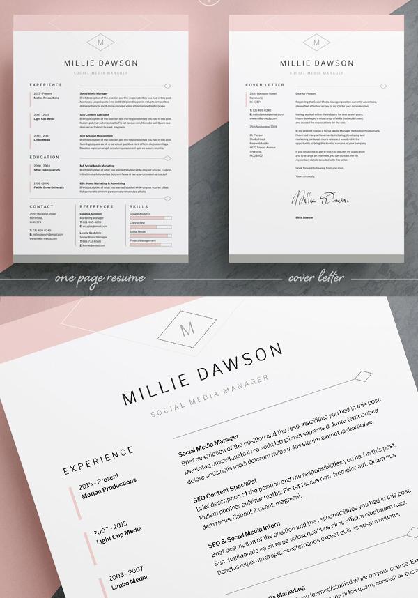 CV / CV | Millie