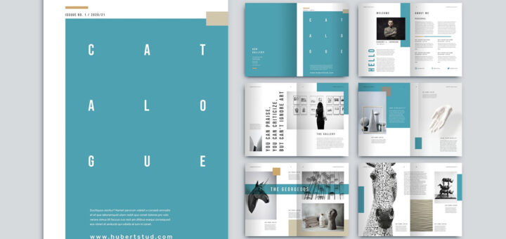 Catálogos editables en indesign
