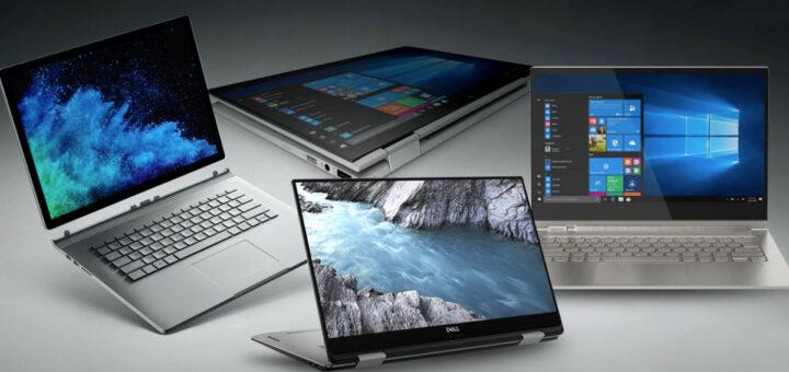 Las mejores marcas de laptop