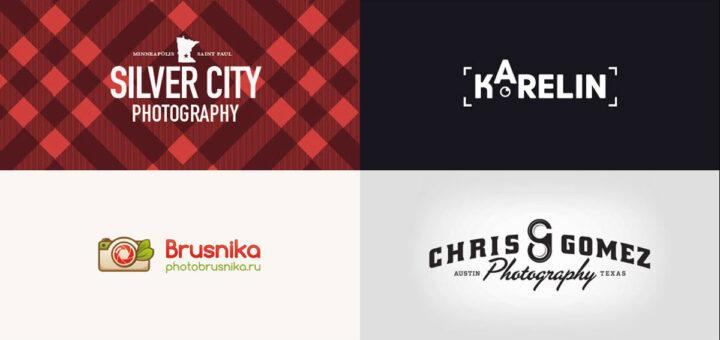 ideas de logotipos para fotógrafos