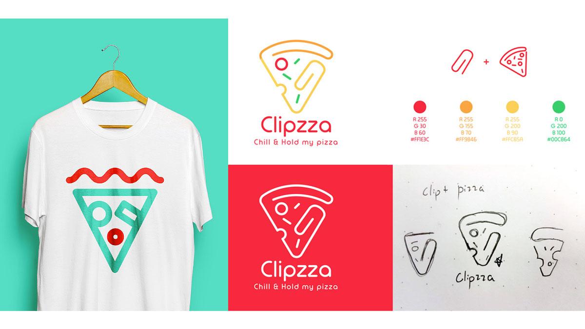 Logotipos para pizzeria