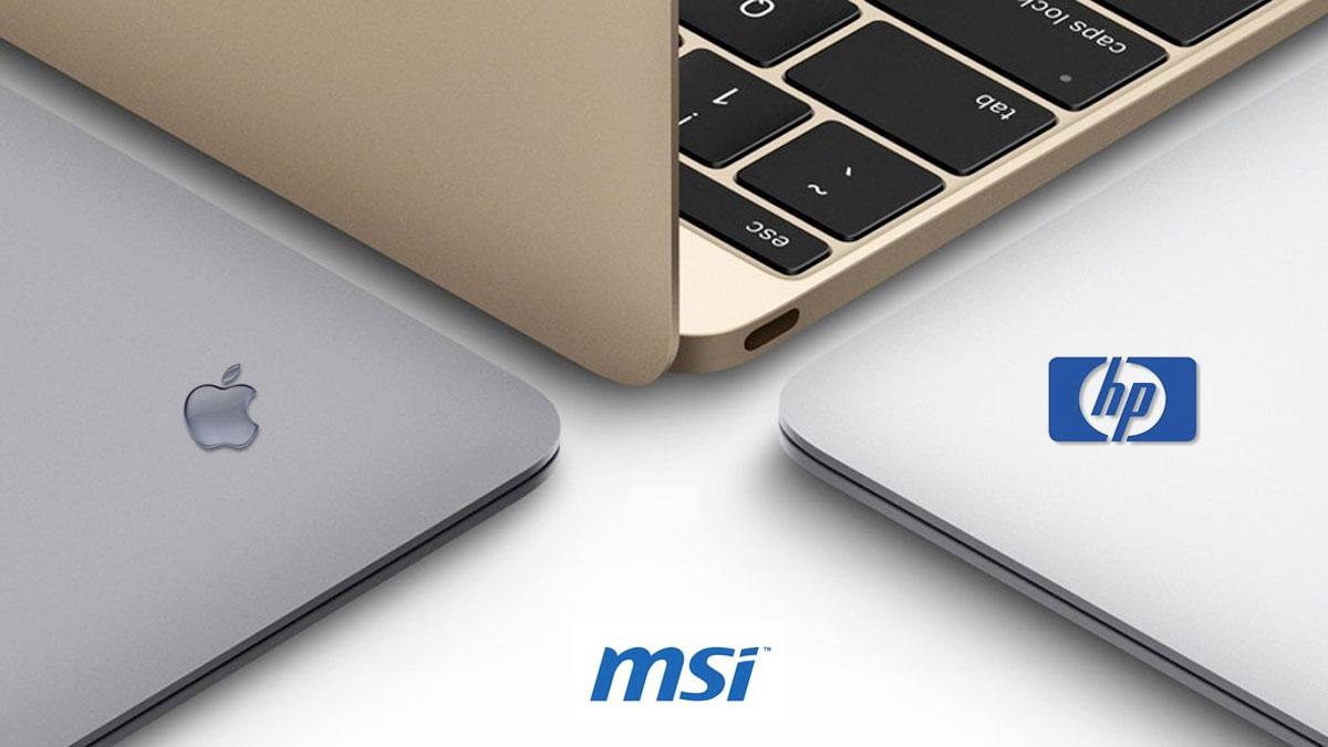 Mejores marcas de laptops