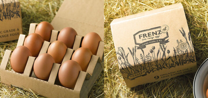 ideas de cajas o envases para huevos