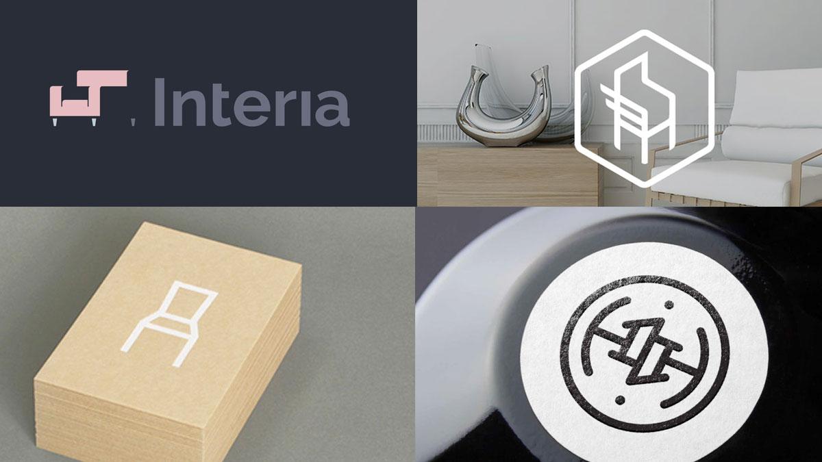 Logotipos para muebles de madera