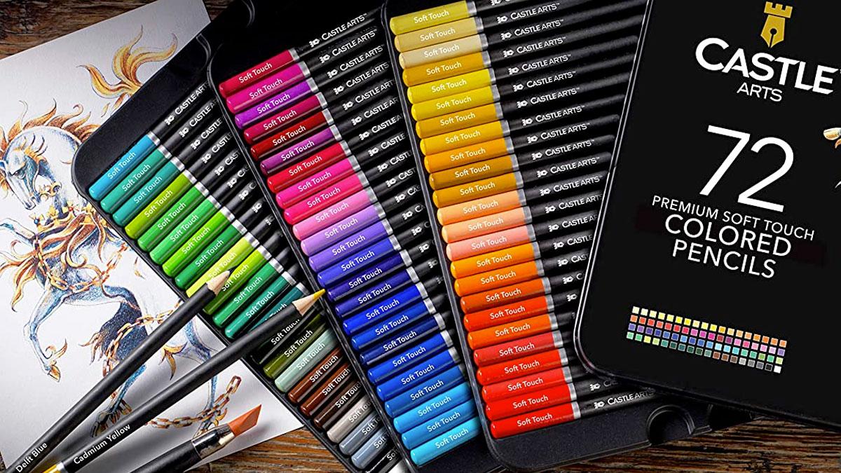 Mejores lápices para colorear