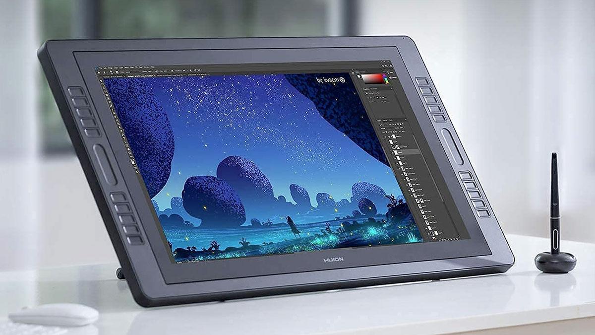 Mejores tablets HUION para ilustración - digitalización